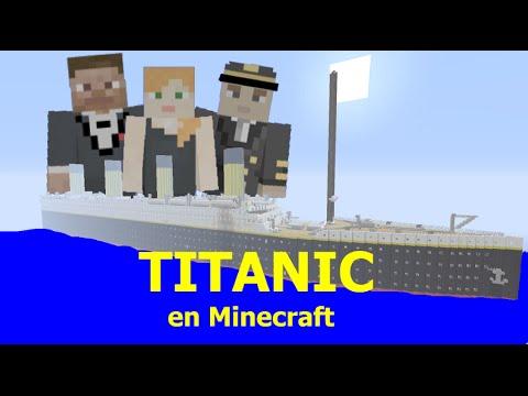 Se hunde el titanic roblox gameplay espa ol pivitron - Construccion del titanic ...