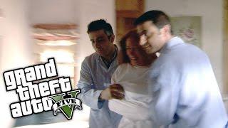 GTA 5 Online - Sinirden Delirmek!!