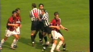 Serie A 1998/1999 | Juventus vs AC Milan 0-2 | 1999.05.09