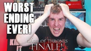 Game of Thrones Ending Reaction - The Worst Ending Ever!