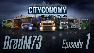 Cityconomy gameplay - First Look - Episode 1