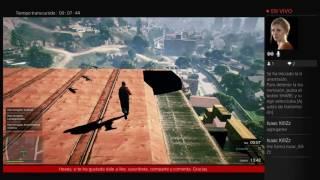 Parkours imosibless con destroyer y sortecana | GTA V online | PS4 | Aquerol11YT