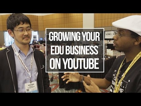 How to Build an Online Education Business on YouTube
