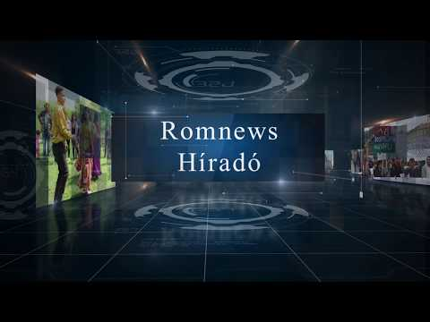 Romnews Híradó főcím