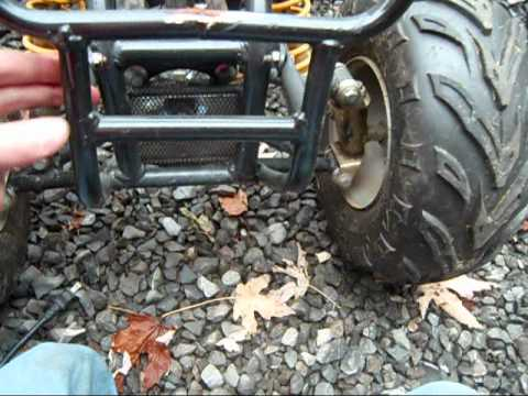 how to make a homemade offroad go kart
