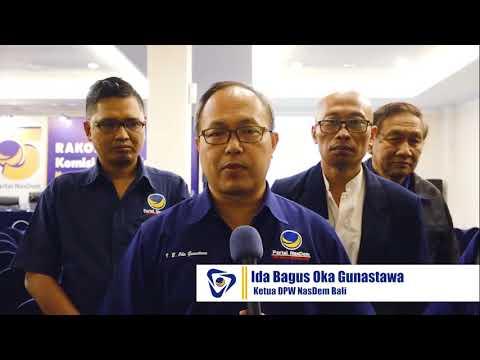 NasDem Bali Uji Coba KSN di Pilgub ( Kabar Gondangdia )