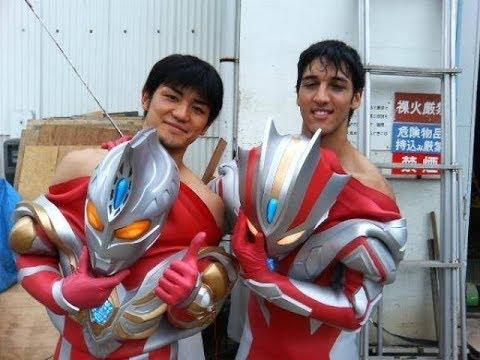 Terungkap!15 Foto Behind the Scene Pembuatan Film Ultraman