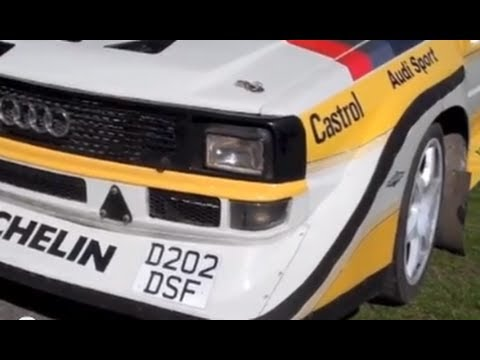 Gp b audi quattro alford speedfest 2013 youtube for Alford motors used cars