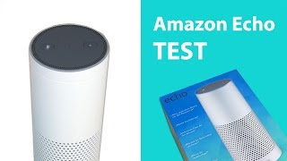 Amazon Echo Test | XXL Review | deutsch