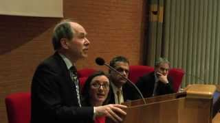 Antonio Barone Lectures: Prof.Gerard 't Hooft