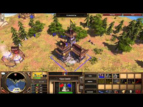 Age of Empires 3: The Asian Dynasties - 07 - Storming the Beaches