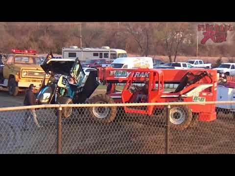 81 Speedway Air Capital Shootout Night Two - 3-31-18 - 360 Sprint Cars B Feature #1