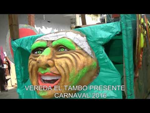 CARNAVALES DE LOS MILAGROS CAUCA 2016