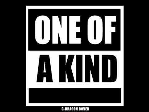 (cover) One Of A Kind  Gdragon  Youtube
