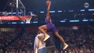 Derrick Jones - 2017 NBA Slam Dunk Contest Video