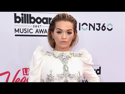 EXCLUSIVE: Rita Ora Explains How Cher Inspired Her Thong Leotard at Billboard Music Awards