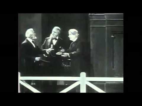 O Encontro de Pedro II e Alexander Graham Bell.