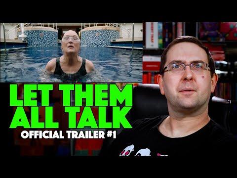REACTION! Let Them All Talk Trailer #1 – Meryl Streep Movie 2020