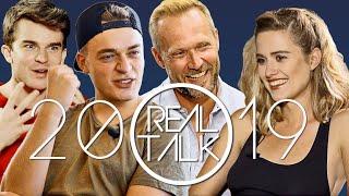 The best of REAL TALK 2019 - Děkujeme našim hostům za podporu a divákům za přízeň
