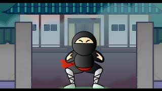 sticky ninja academy-Walkthrough