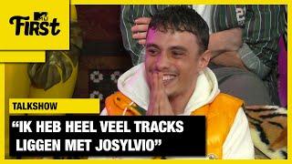 MONSIF PRODUCEERT AANKOMENDE HELLA CASH ALBUM | MTV FIRST
