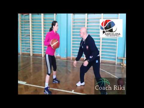 Basketball Tips - How do you steal the ball by Coach Riki