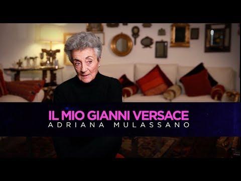 Adriana Mulassano ricorda Gianni Versace per FoxCrime