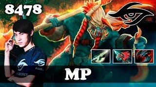 MP Huskar, the Sacred Warrior | 8478 MMR Dota 2