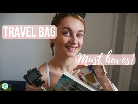 What's In My Travel Bag? Packing for Australia... AGAIN!!