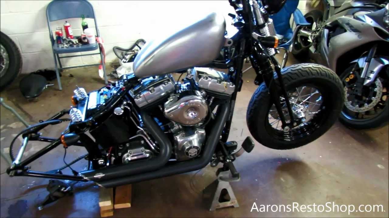 2013 Harley Sportster Wiring Diagram 96 Quot Twin Cam Efi To Carburetor Conversion Update 1 18 13