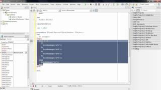 #3 Программирование в Delphi. Условия и циклы