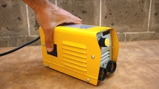 What can the SMALLEST welding inverter do