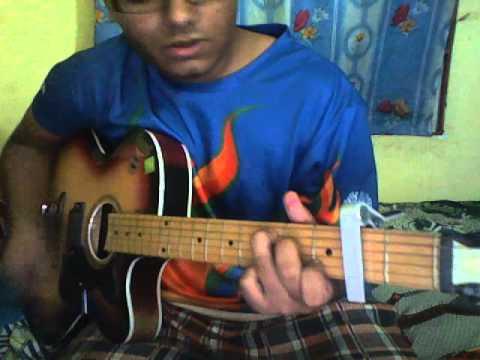 dhadke jiya guitar acoustic