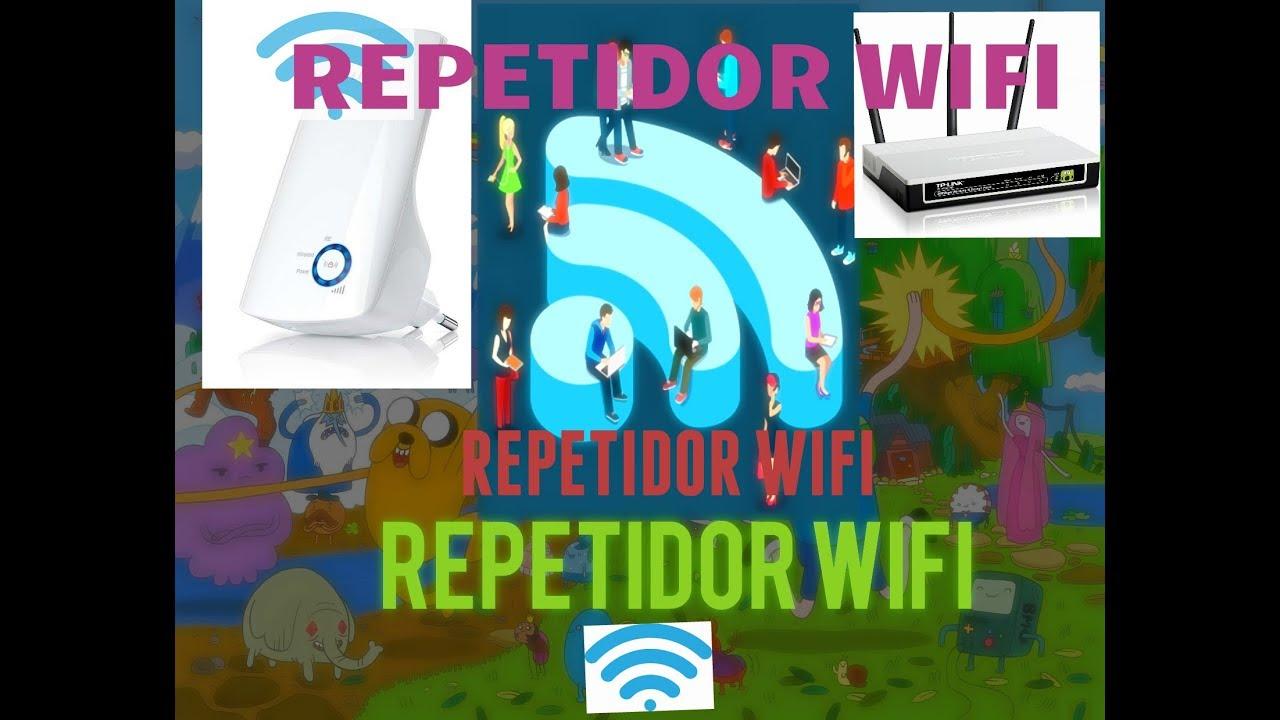 REPETIDOR WIFI 2018 ANDROID (wifi en toda tu casa 100%)