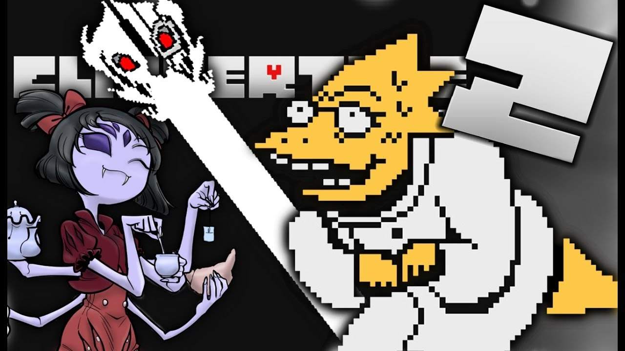 ALPHYS HAS GONE COMPLETELY MAD!! | Clickertale 2 {7 0 0 UPDATE}