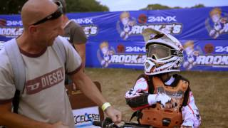 ROOKIES  CUP 2015 - MOTOCROSS POUR LES KIDS