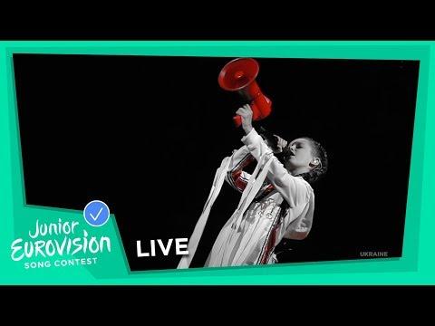 Darina Krasnovetska - Say Love - LIVE - Ukraine 🇺🇦 - Junior Eurovision 2018
