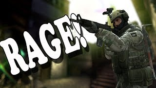 CS:GO Funny Moments! - Rage, Trolling & Burps!