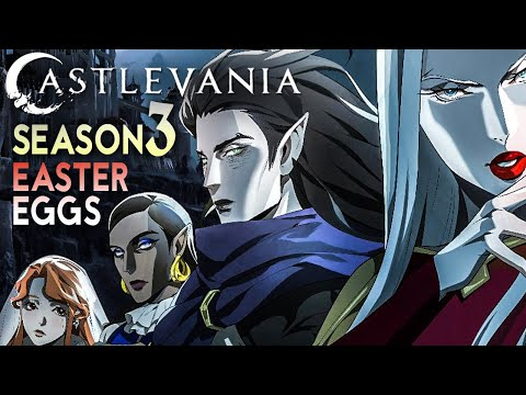Castlevania Season 3 Ending, Easter Eggs & References Explained.
