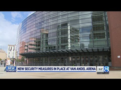 Van Andel Arena begins new security measures