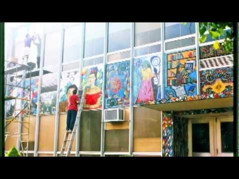 "CEO Artist Mark Nelson's ""Pancho, the art of Francisco Mendoza"" 1958 - 2012"