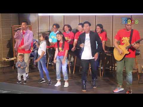 RAN Feat. Maisha Kanna & Lil'li Latisha - SELAMAT PAGI