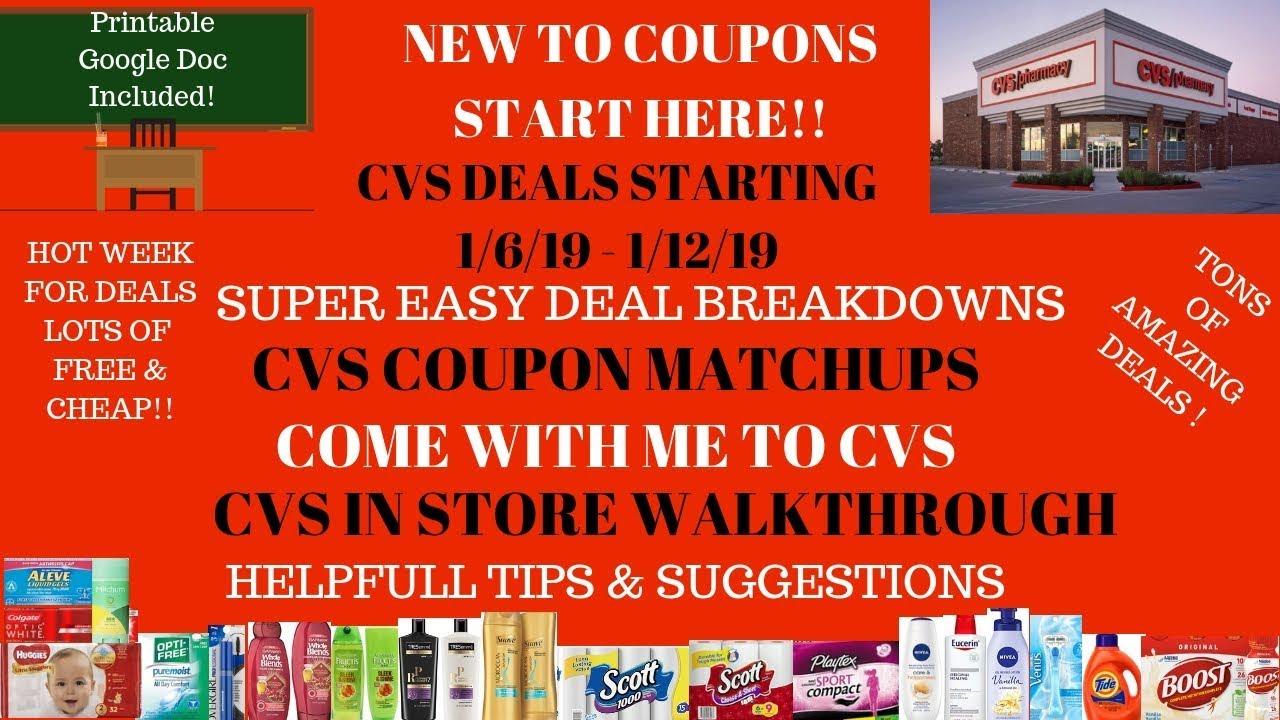 coupon matchups next week