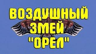 """Воздушный змей """"Орел"""": обзор, сборка и запуск"""