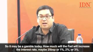 CIMB Niaga reacts to the Fed's interest rate