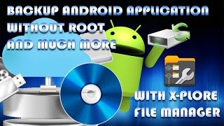 backup android app apk without root - best xplore review