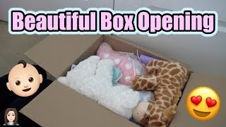 Beautiful Reborn Baby Box Opening! It's Twins! | Kelli Maple