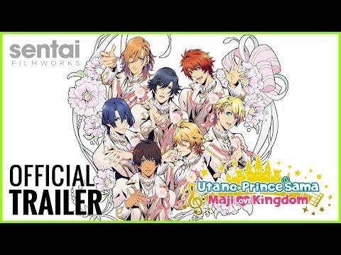 Utano☆Princesama Magi Love Kingdom Anime Film Opens in N. America in September