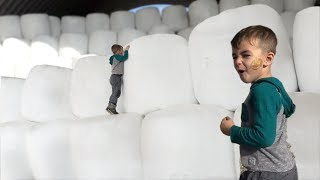 BIGGEST MARSHMALLOWS IN THE WORLD!