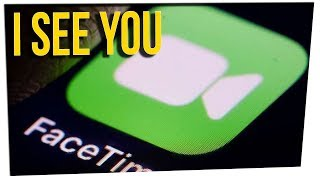 FaceTime Glitch Allows People to Spy On You?! ft. Gina Darling & David So